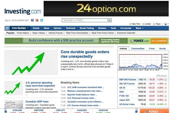 Technical analysis forexpros calendar melhor corretora forex cargo